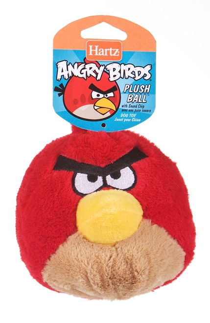 Angry Birds Plush Ball