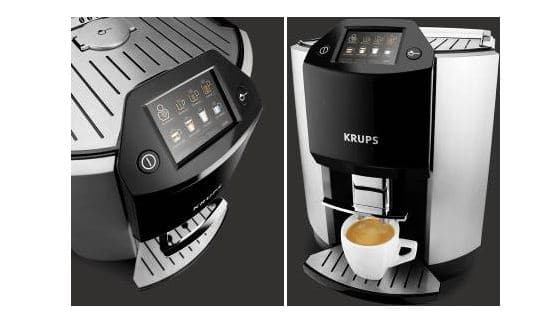 astoria compact one cup coffee machines