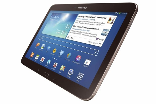 GALAXY TAB 3 10.1 GOLD BROWN