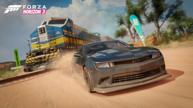 Forza Horizon 3 Adds The Crown Vic Police Interceptor In New Download