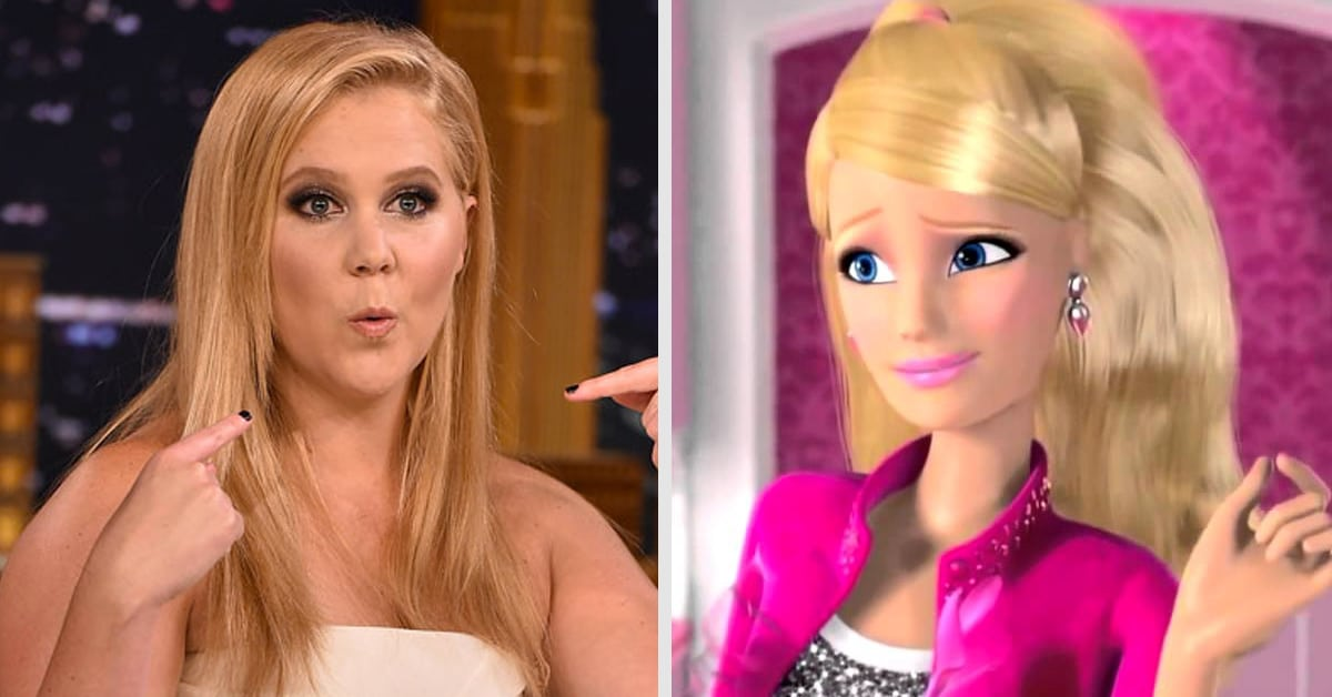A Barbie Movie Starring Amy Schumer Is Coming In 2018