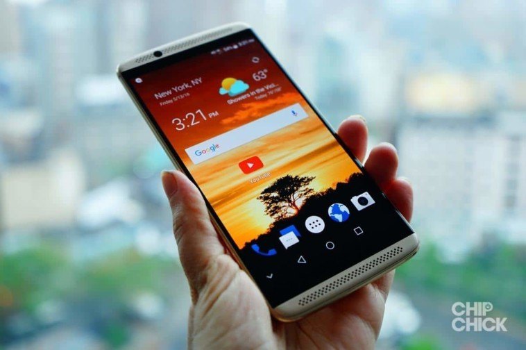 Android 7.0 Nougat update starts rolling out for ZTE Axon 7